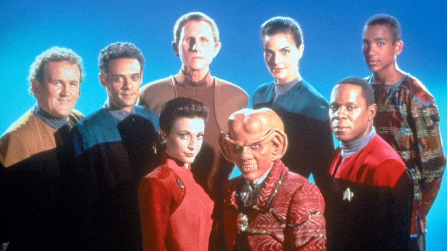 Watch Star Trek: Deep Space Nine live