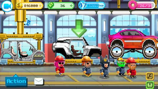 Motor World Car Factory screenshot 19