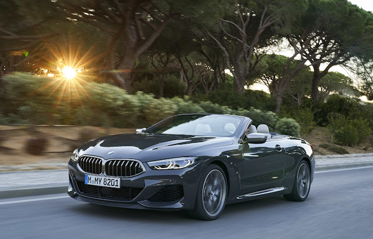 BMW Lifts The Lid On The Convertible 8 Series