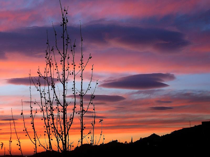 Sfumature di un tramonto di Luciano Fontebasso