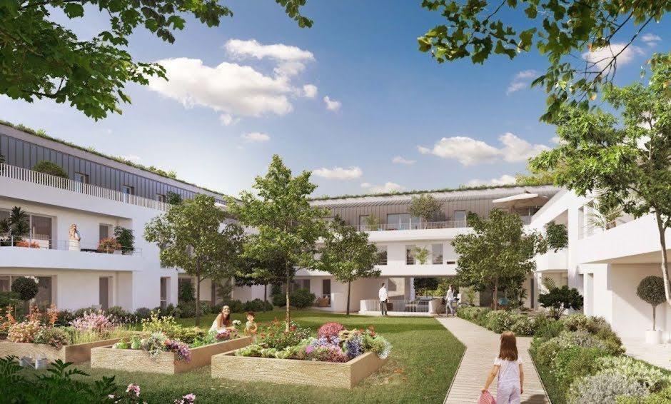 Programme immobilier neuf à Talence : appartements du 3 pièces au 5 pièces à partir de 320000 €