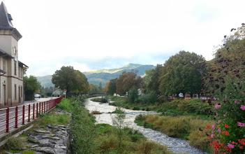 Photo: Vue des Vosges depuis Turckheim