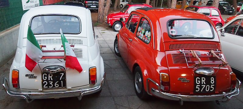 raduno FIAT 500 di smpaint
