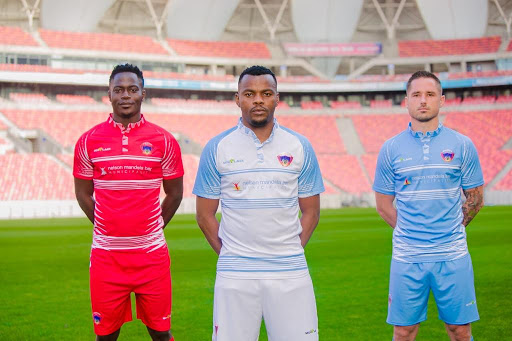 Chippa United disappointed as they labour to a 1-1 draw against 10-man TTM