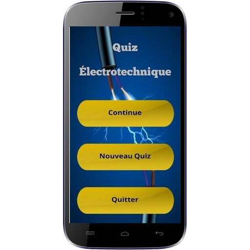 Quiz Électrotechnique- screenshot