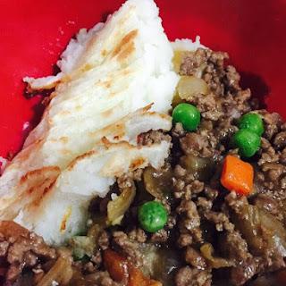 Traditional Shepard'S Pie From Alexandersmom.Com Recipe