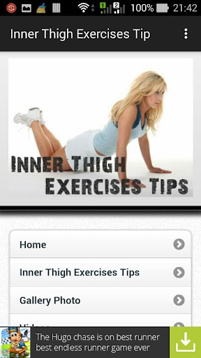 Inner Thigh Workout Tips