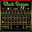 Teclado Negro Reggae icon