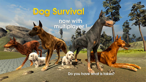 Dog Survival Simulator screenshot 2