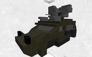 多目的戦闘車(機関銃搭載型)