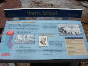 Photo: history of Harris School