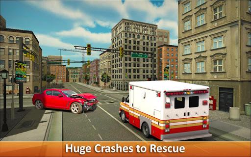 Emergency Ambulance Rescue Simulator 2019 1.0 screenshots hack proof 2