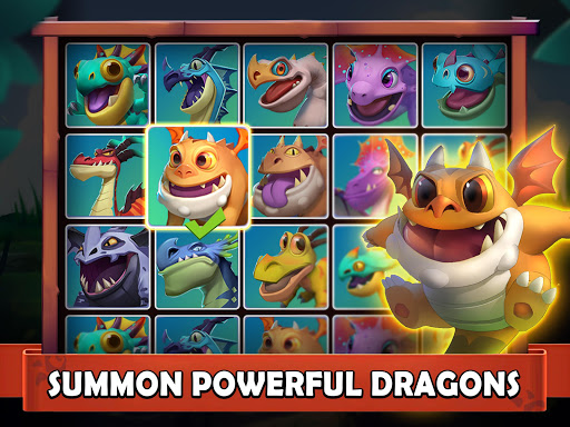 Rise of Dragons  Wallpaper 15