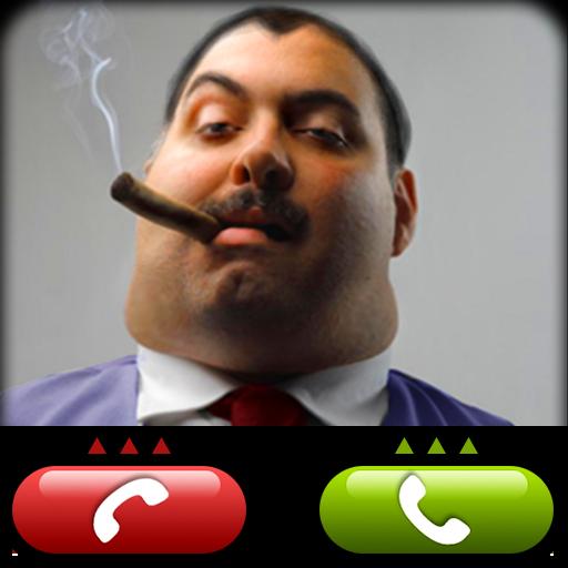 Fake Call Boss Joke 模擬 App LOGO-APP試玩