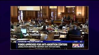 Crisis Pregnancy Centers