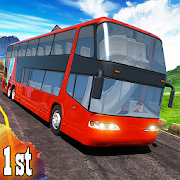 Real City Coach Offroad Bus 2019 Driving Simulator