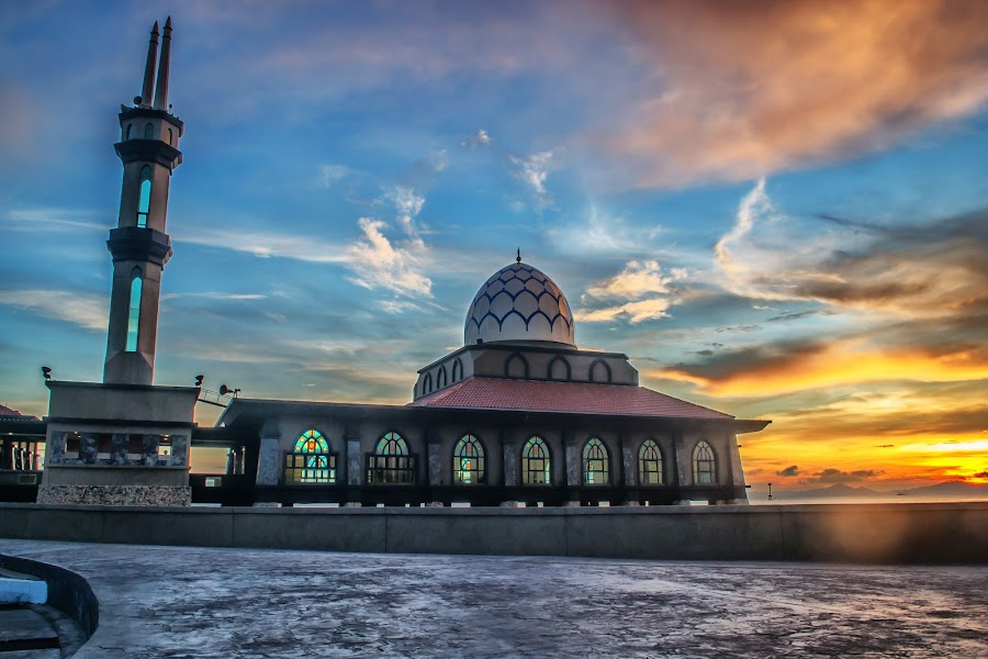 Pray by Azry Azmy - Buildings & Architecture Places of Worship