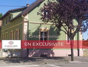 maison à Blodelsheim (68)