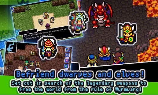 RPG Dragon Sinker- screenshot thumbnail