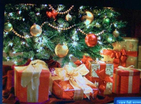 Christmas Recipe By Freda