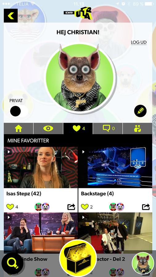 find venner app android Køge
