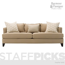 Photo: The Sophie sofa was the perfect addition to my living room post college. I love the contemporary styling and deep seating, which draws compliments from all who have visited my new apartment.http://bit.ly/LXcH4w -Merchandising Assistant Alex