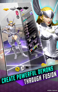 SHIN MEGAMI TENSEI Liberation D×2 Apk Download For Android and Iphone 4