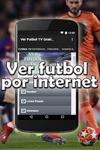 Ver Futbol en Vivo y en Directo TV Gratis Guide - náhled