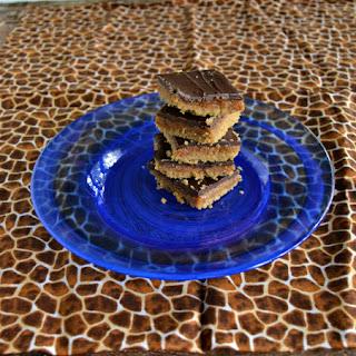 No Bake Millionaire Shortbread Cookies