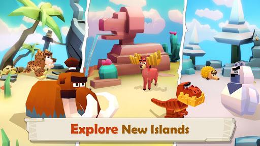 Next Island: Dino Village