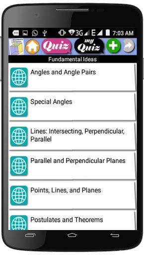 Geometry   Courses 2.1 screenshots 2