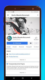Download Radio Manele Bucuresti For PC Windows and Mac apk screenshot 5
