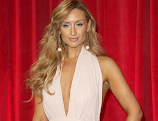 Catherine Tyldesley's wasp interruption