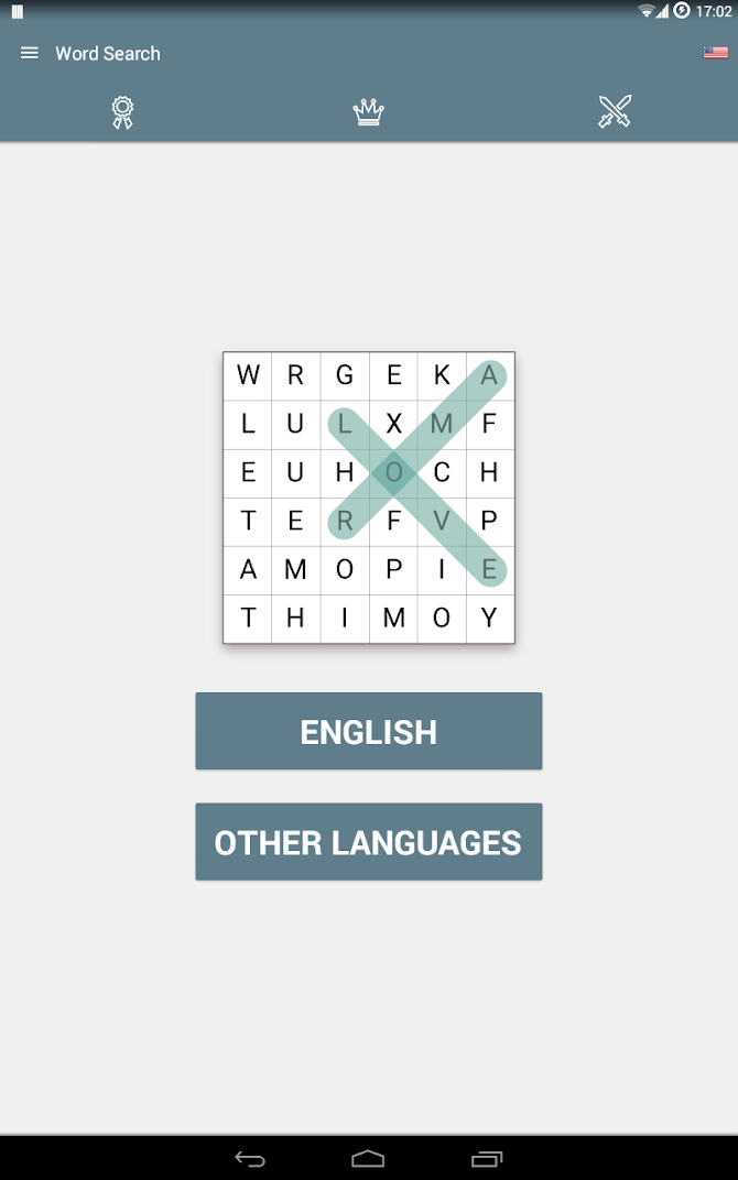 Word Search Android 10