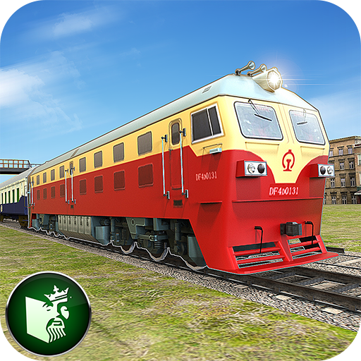 Express Train Driving Simulator 17 (game)