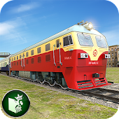 Express Train Driving Simulator 17