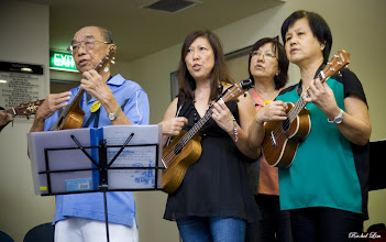 Photo: Sweet songs filled the air
