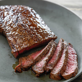 Soy Glazed London Broil