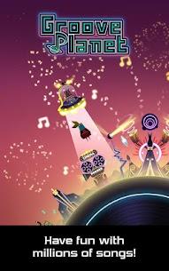 Groove Planet MP3 MOD Apk 2.0.5 (Unlimited Stones) 5