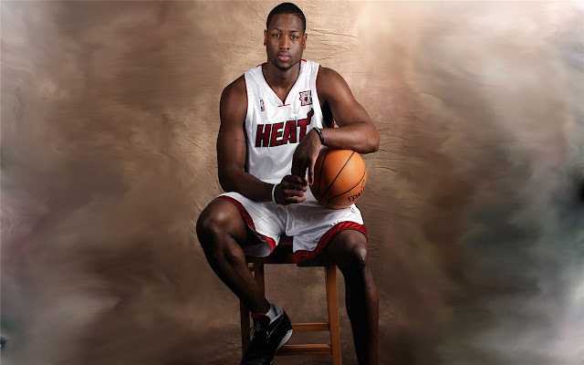 Dwyane Wade Themes & New Tab