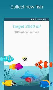 Drink Water Aquarium - Water Tracker & Reminder- screenshot thumbnail