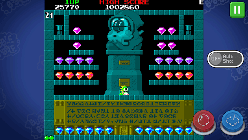 BUBBLE BOBBLE classic 1.1.3 screenshots 15