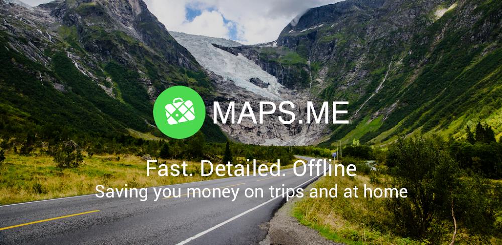 MAPS.ME – Offline Map and Travel Navigation