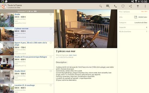 Leboncoin - screenshot thumbnail