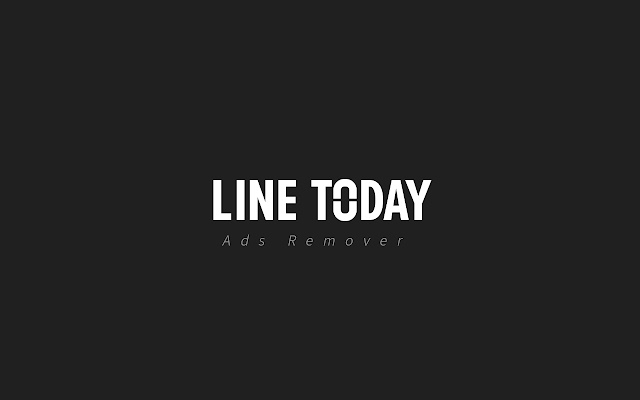 LINE Today Ads Remover