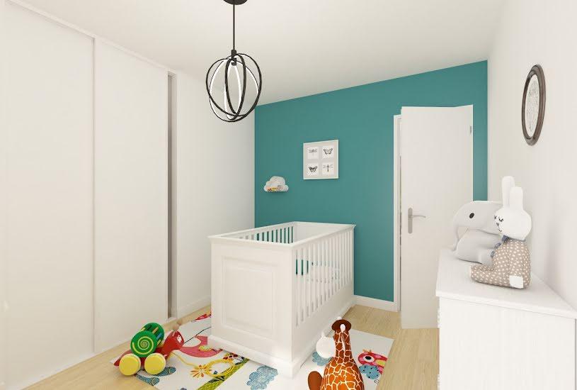 Vente Terrain + Maison - Terrain : 699m² - Maison : 106m² à Coulaines (72190)