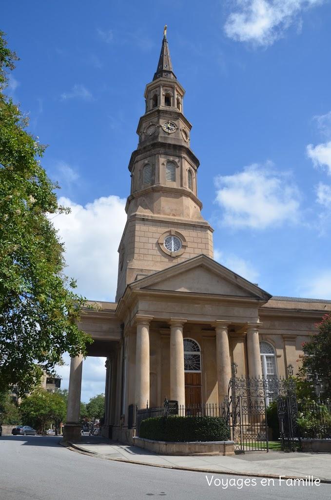 St Phillip's church