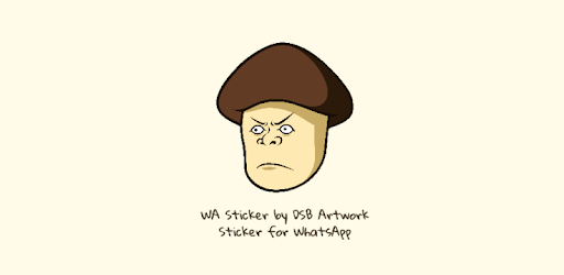 Wa Sticker By Dsb Artwork Sticker For Whatsapp Aplikasi Di