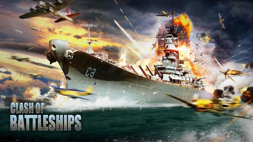 android Clash of Battleships Screenshot 5