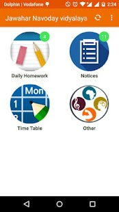 MssApp - for students/parents- screenshot thumbnail